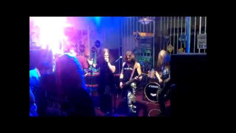 Mjød Славься Один Heil Odinn feat Hafrgrim of Ulfdallir Live in Kimry 2017 02 17