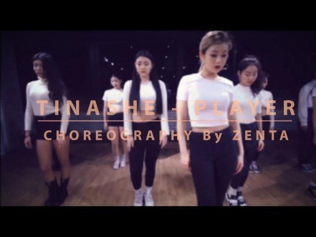 TINASHE - PLAYER l ZENTA - WaackingGirlish l Artone academy