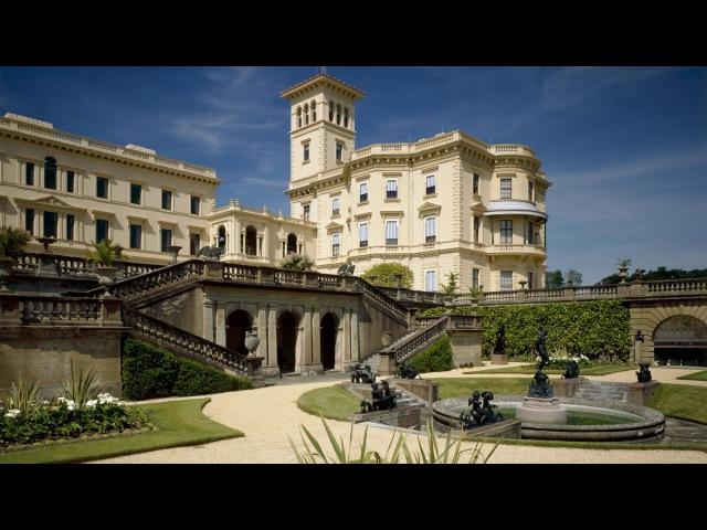 Experience Queen Victoria's private summer residence in 360° » Freewka.com - Смотреть онлайн в хорощем качестве
