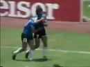 Марадона VS Англия 1986  Лучший гол в истории Чемпионатов Мира по Футболу!