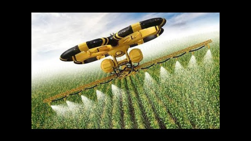 The Future Farming Technology - Geographic History