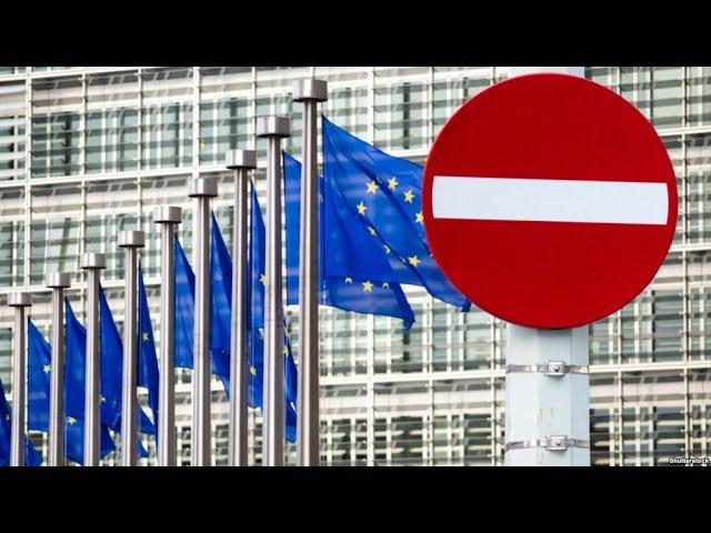 Евросоюз продлил санкции за аннексию Крыма   НОВОСТИ » Freewka.com - Смотреть онлайн в хорощем качестве