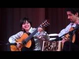 Duo Siqueira Lima - Berimbau  ( Baden Powell ) MINSK