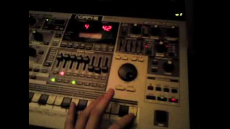 MC-505 groovebox beginners tutorial