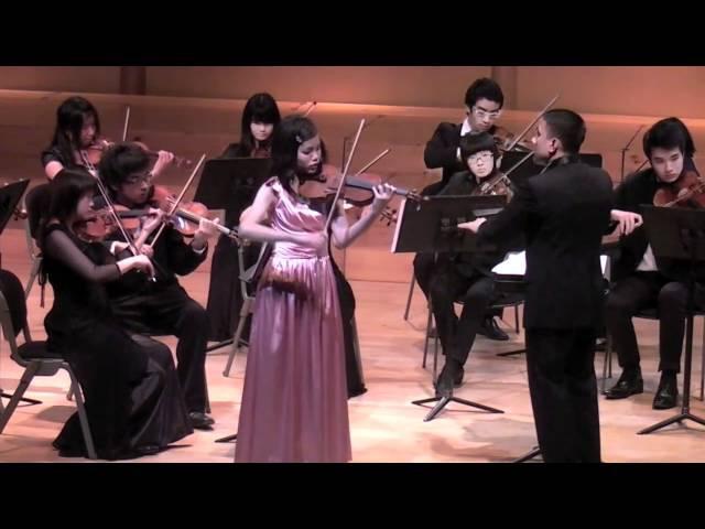 Louis Spohr Violin Concerto No2 by May