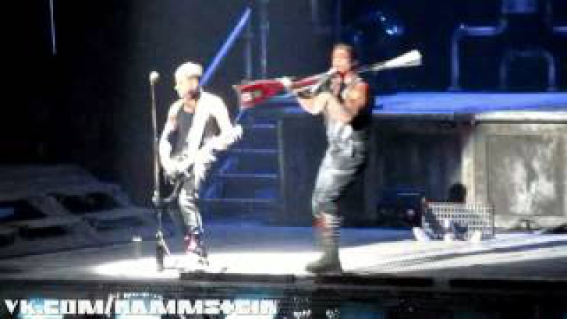 Rammstein - Waidmanns Heil 11.12.10 Live Aus New-York(multicam by Leshik) - First trailer