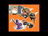 Lego Nexo Knights 70354 Axl's Rumble Maker(RU)