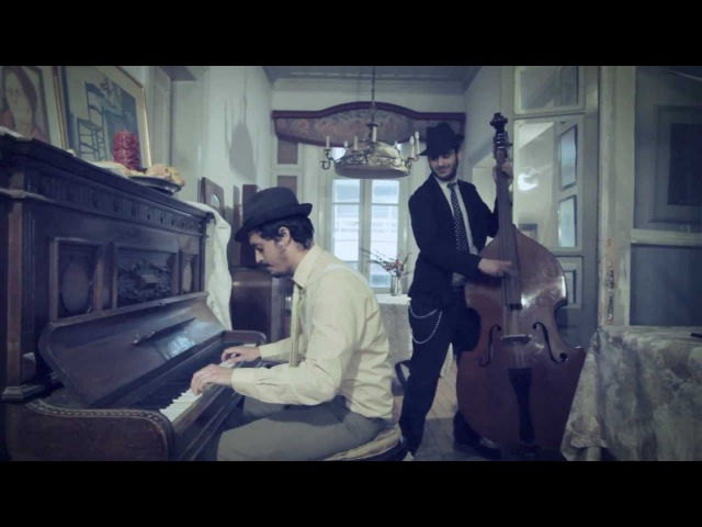 Bright Lights Late Nights - the Speakeasies' Swing Band! (Official Music Video)