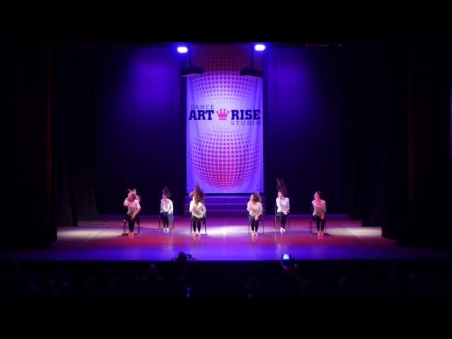 11 ArtRise май 2017 - Контемп Rosas - Алла Урбанская