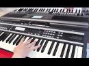 Боби боба СПЕЦНАЗ на синтезаторе Yamaha psr s670 Korg x50