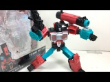 Transformers Titans Return Deluxe Perceptor Chefatron Toy Review