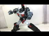 Transformers Titans Return Leader Sky Shadow Chefatron Toy Review