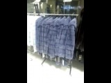 Голубая норковая шуба на vk.com/talafurs