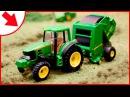 Traktory dla dzieci bajki Farmer Farm Work Zbiór Jabłek Bajki Dla Dzieci