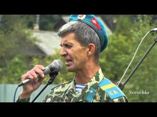 Из десантуры нет обратного билета Алексей Рябченков на Валдае