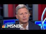 Gary Johnson Asks 'What Is Aleppo'  Morning Joe  MSNBC