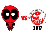Deadpool vs Harrisburg Comic Con 2017