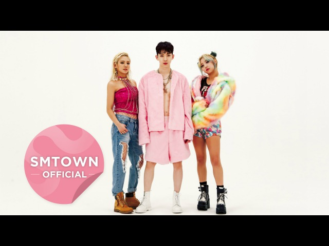 "J.Y.P, Min, Jo Kwon, and Hyoyeon - ""Born to be Wild"""