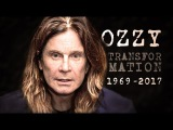 The Facial Transformation of OZZY OSBOURNE (&amp 35 Best Songs)