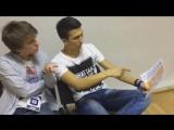 Mannequin challenge КОМАНДА ГОЛУБЫХ КРОВЕЙ