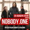 Премьера NO CARE nobody.one   Москва   Volta