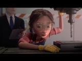 Очень милый рекламный мультфильм об IT-курсах  (трогательное видео)