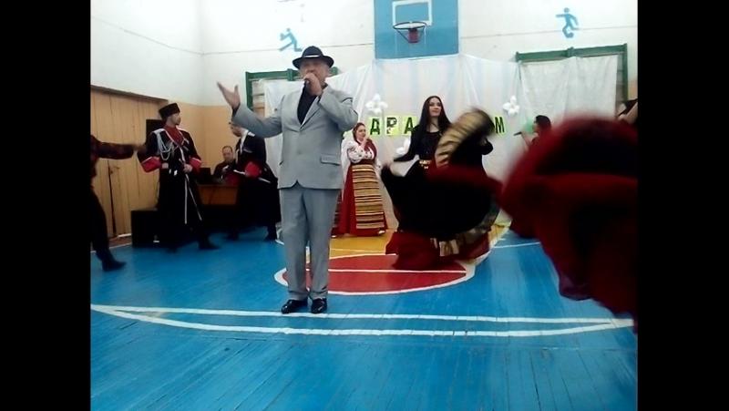 концерт 8 марта в с.Тепелево