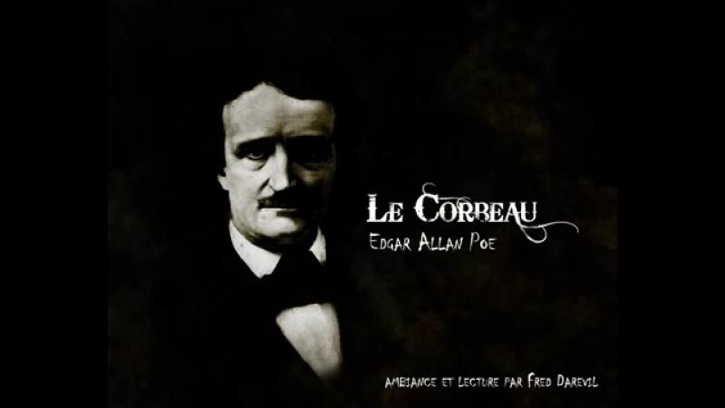 Edgar Allan Poe Le Corbeau
