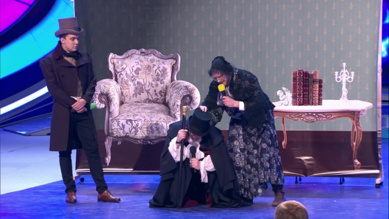 КВН 2017 Наполеон Динамит - Пушкин в Голливуде (Высшая лига, Четвертая 1⁄8)