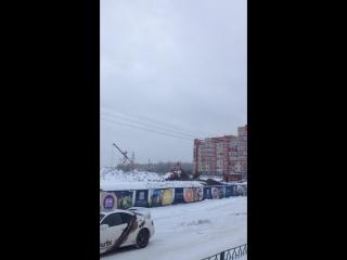 12.11.2016 Строительство ЖК Отрада 2