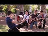 Violetta׃ Los chicos filman su videoclip¨ Ep 48 Temp 2