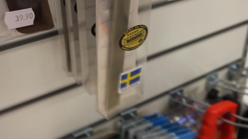 Алмазные точилки для ножей Швеция