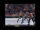 WWE SummerSlam 2002 - The Un-Americans (Lance Storm and Christian) vs Booker T and Goldust (WWE Tag Team Championship)