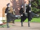 Москва Александровский сад Смена караула у Вечного Огня 13 05 2017 г