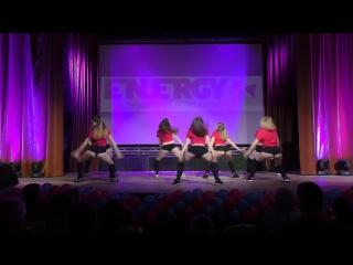 Группа Booty Dance, преподаватель Анастасия Смирнова