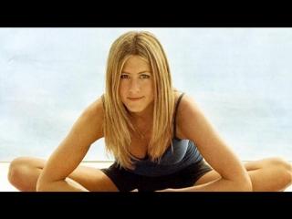 Дженифер Энистон танцует стриптиз Jennifer Aniston is dancing striptease