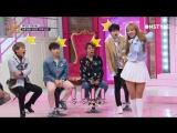 [CUT] 170216 OnStyle Lipstick Prince ChengXiao Flexible @ Cosmic Girls