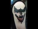 Татуировка джокербэтмэн