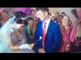 Торт на свадьбе Злой Парень