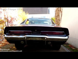 Dodge Charger vs Chevrolet Camaro vs Ford Mustang - Old vs New Car - Revving Exhaust Sound
