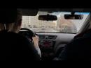 Урок вождения по городу 😃