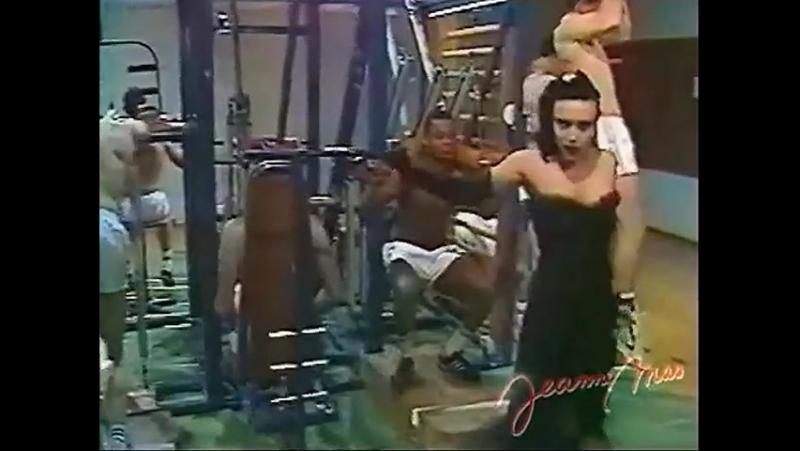 Jeanne Mas - Mourir d'Ennui (French TV, FR3) (1986)