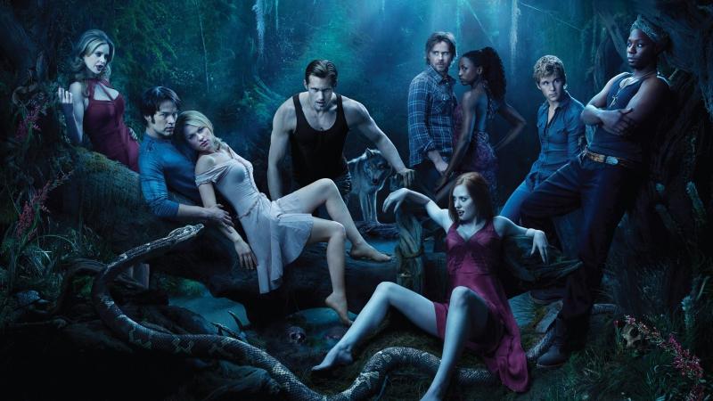 Промо 1-го сезона Настоящей Крови для канала FX