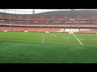 Emirates stadium 2017