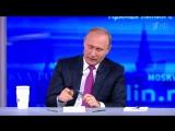 Школьник спросил Путина о коррупции