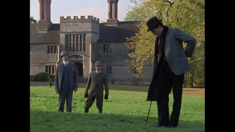 Возвращение Шерлока Холмса.Обряд дома Месгрейвов(Англия.Детектив.1986)