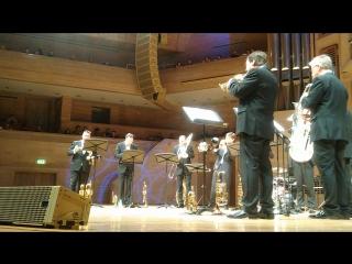 German Brass(Германия) - концерт в Москве (18.02.2017) 10