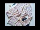 👘Кардиган крючком на универсальный размер, вязаное платье крючком