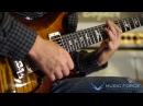 MusicForce PRS Hollowbody II Demo Feat Guitarist 김성현