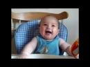 Дети Смешно Смеются Смешной смех детей. Сhildren Laugh - Very Funny